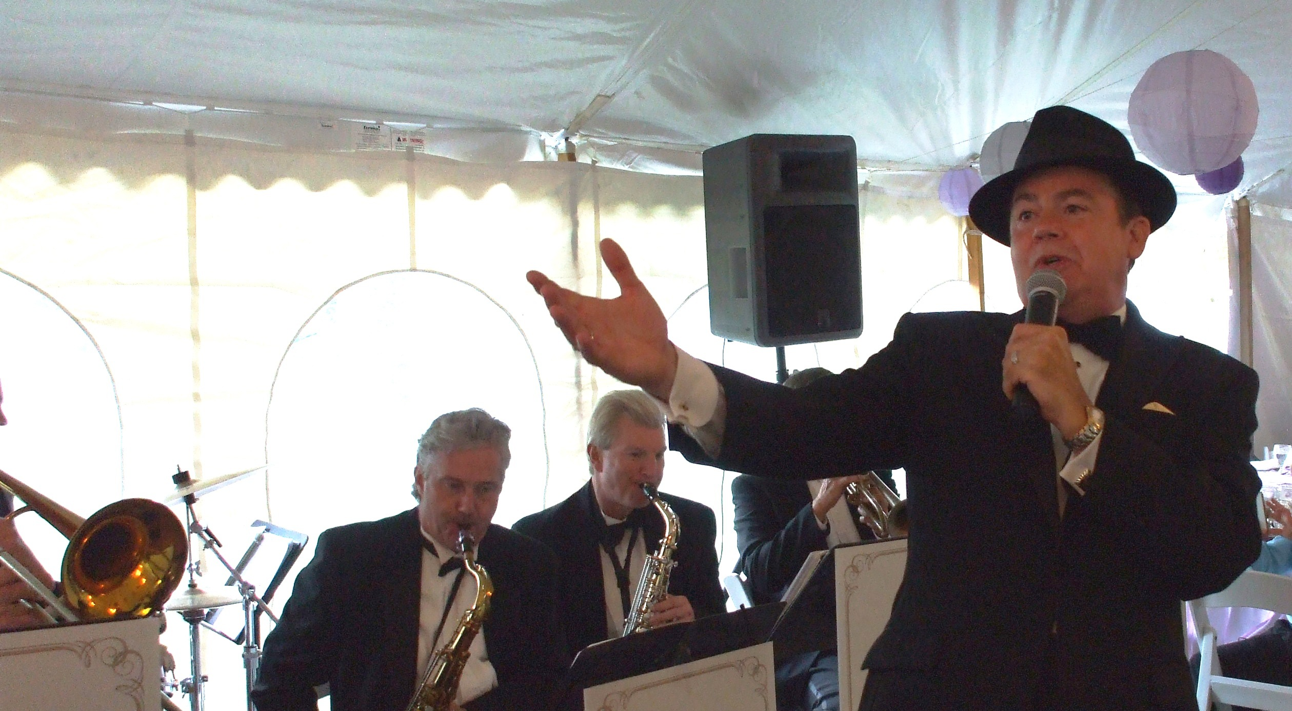 Matt and The Casino Players Orchestra, Traverse City Michigan Wedding Reception