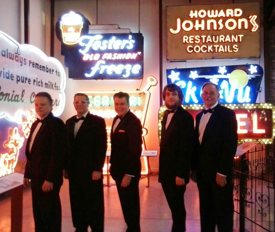 Matt and The Casino Players Quartet at ASM