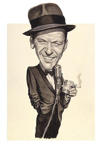 Sinatra Tribute Artist Impersonator