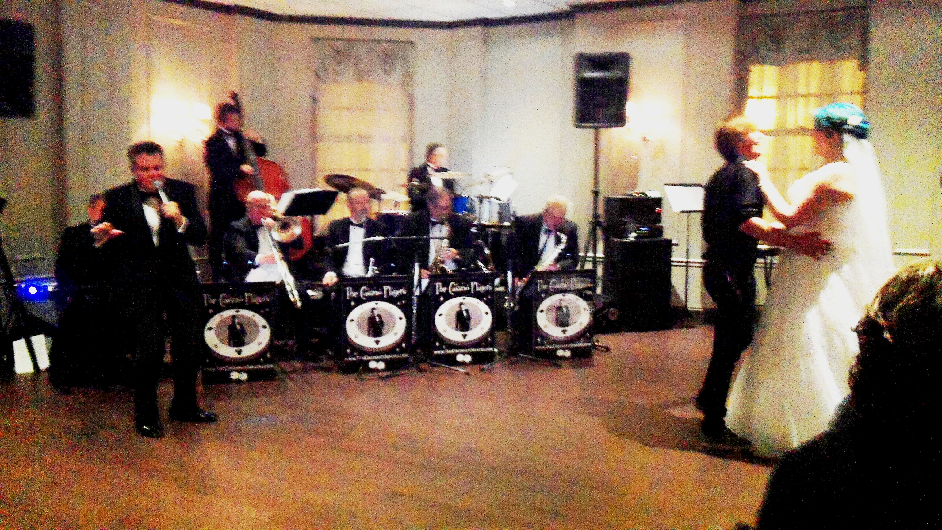 Matt And The Casino Players at Seedle Reception