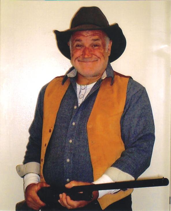 Matt Helm as Stumpy from Rio Bravo